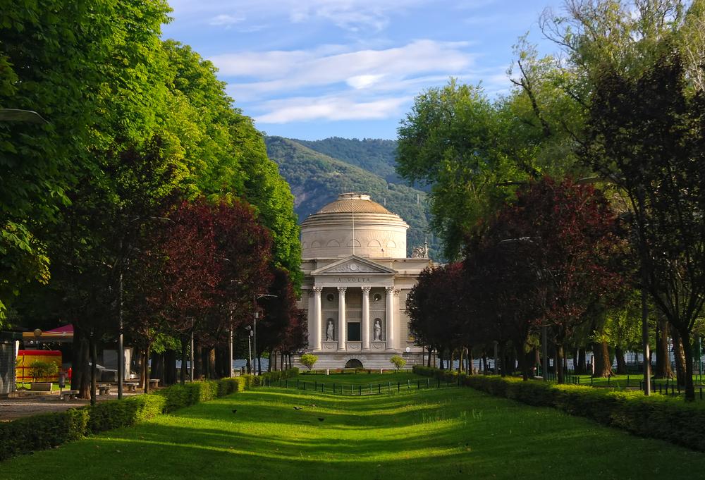 Alessandro Volta Müzesi ve Evi