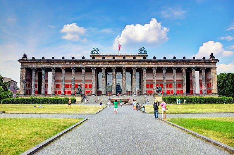 Altes Museum (Eski Müze)