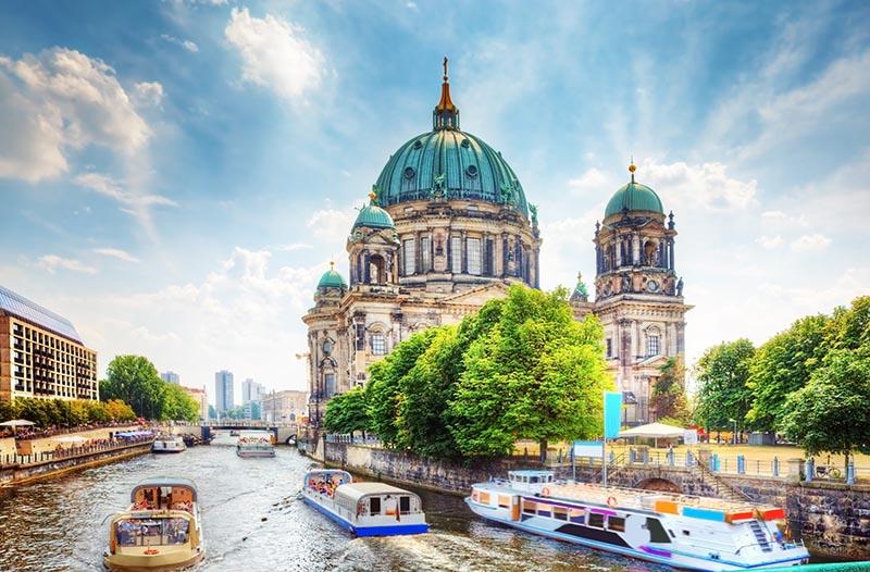 Berlin Katedrali (Berliner Dom)