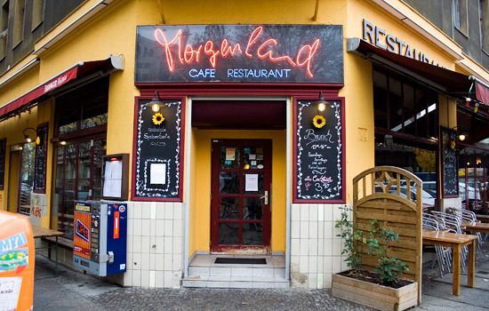 Cafe Morgenland