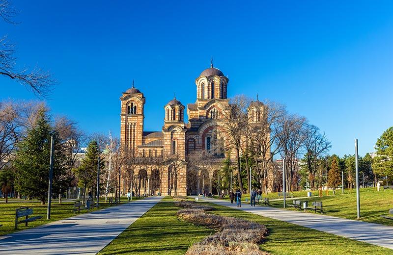 Taş Meydan (Tašmajdan Park)