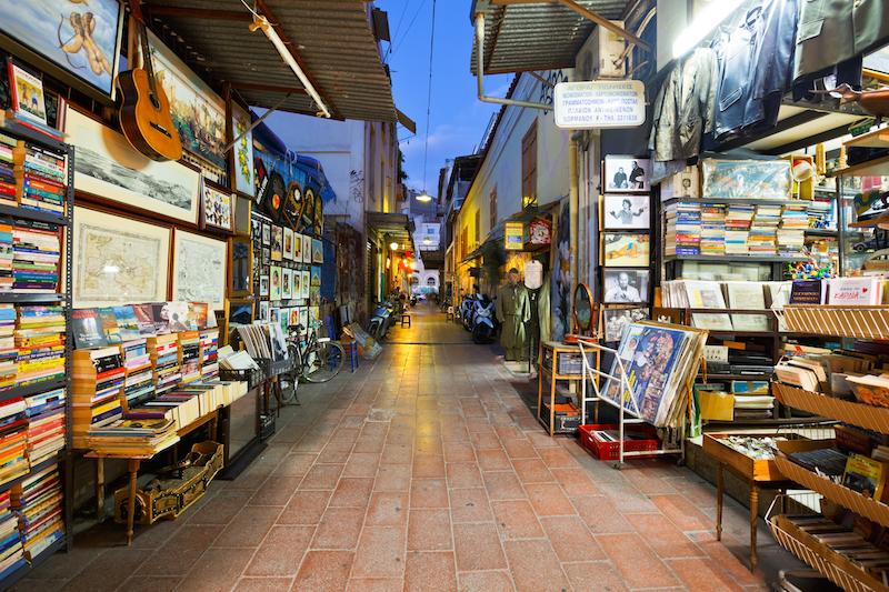Atina Bit Pazarı