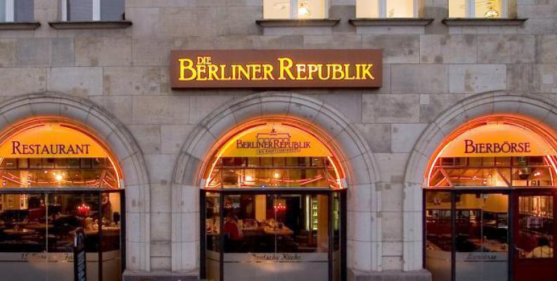 Die Berliner Republic