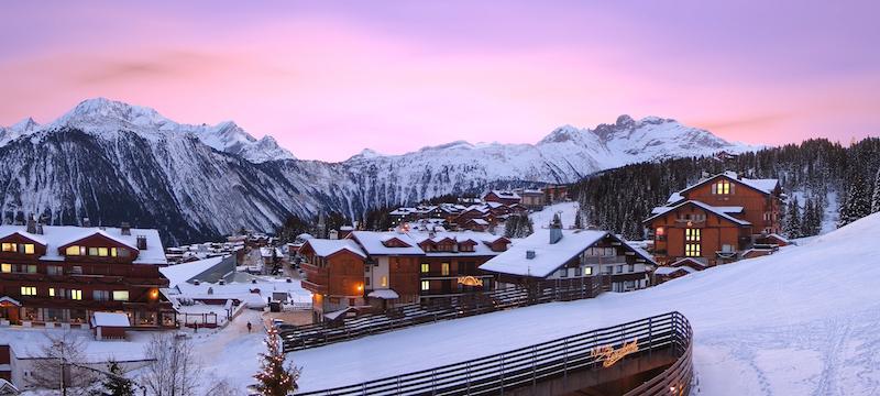 Courchevel ve Val-d'Isère