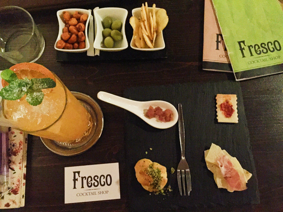 Fresco Coktail Shop