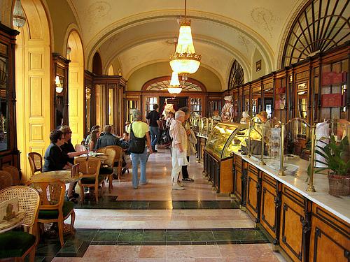 Gerbeaud Cafe