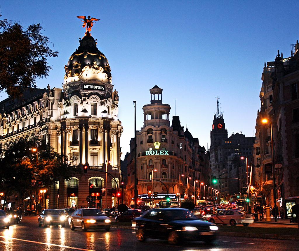 Gran Caddesi (Gran Via):
