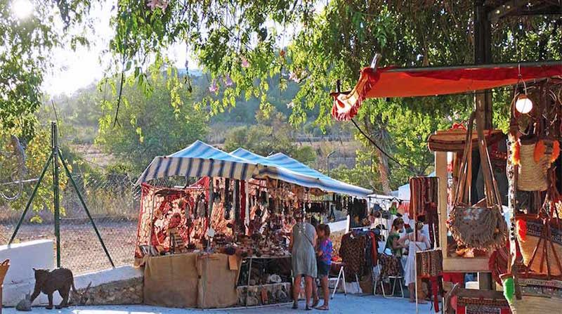 Las Dalias Hippi Market