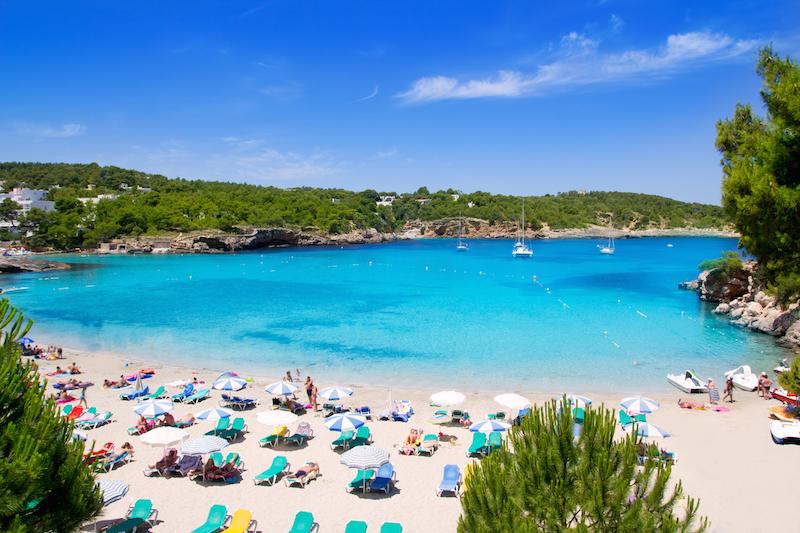 İbiza'nın Plajları