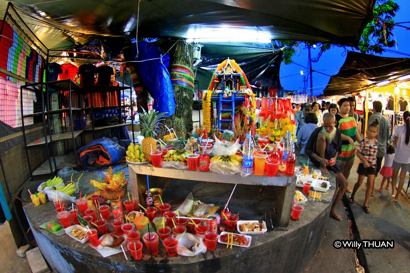 Phuket Hafta Sonu Pazarı