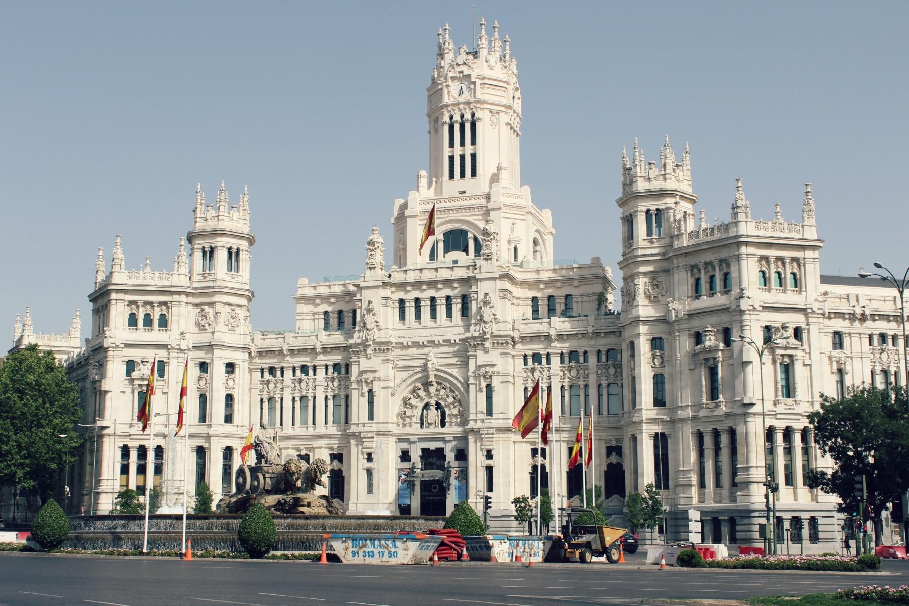 Plaza de Cibeles: