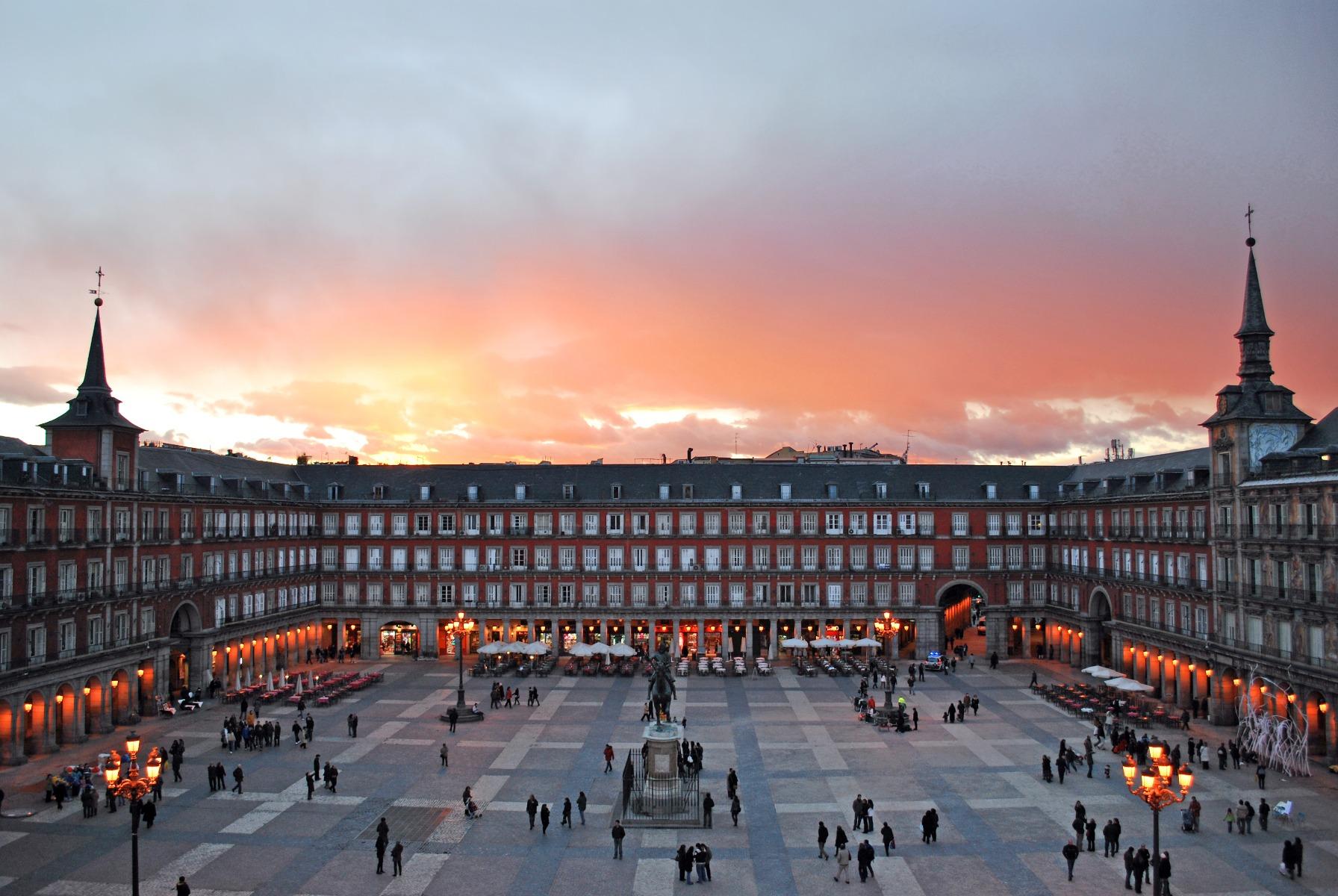 Plaza Mayor: