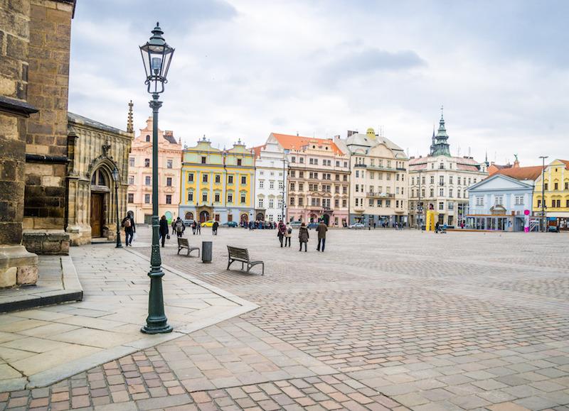 Plzeň (Pilsen)