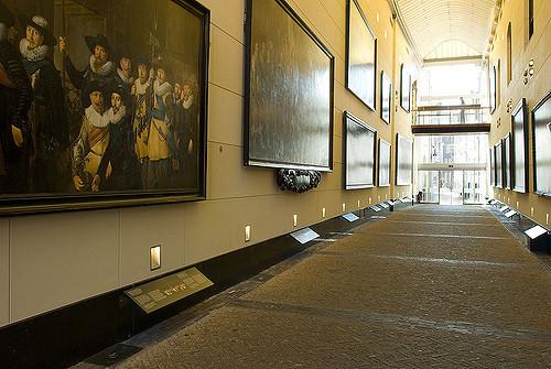 Schuttersgalerij - Şehir Muhafızları Galerisi