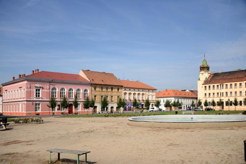 Theresienstadt (Terezin Kasabası)